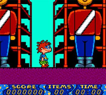 Imagen de la descarga de Rugrats: Time Travelers