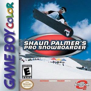 Juego online Shaun Palmer's Pro Snowboarder (GBC)