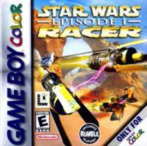 Juego online Star Wars: Episode I: Racer (GBC)