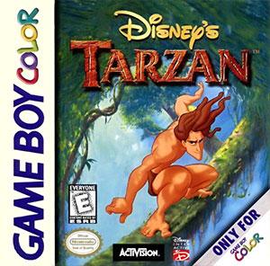 Juego online Disney's Tarzan (GB COLOR)