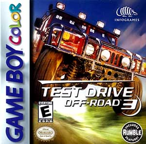 Juego online Test Drive Off-Road 3 (GBC)