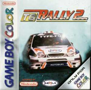 Juego online TG Rally 2 (GBC)