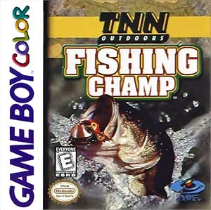 Juego online TNN Outdoors Fishing Champ (GBC)