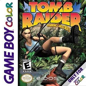 Juego online Tomb Raider Starring Lara Croft (GBC)