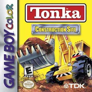 Juego online Tonka Construction Site (GBC)