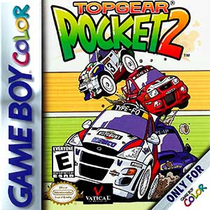 Juego online Top Gear Pocket 2 (GBC)