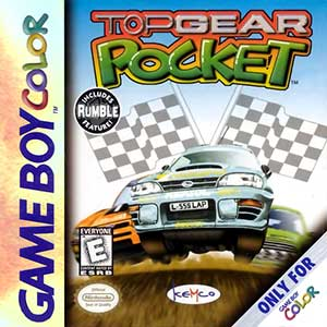 Juego online Top Gear Pocket (GBC)