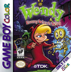 Juego online Wendy: Every Witch Way (GBC)