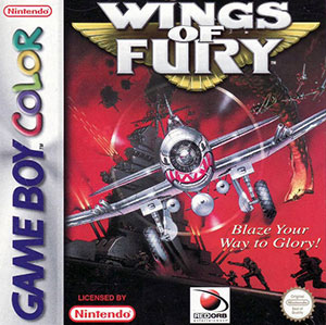 Juego online Wings of Fury (GBC)