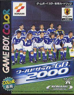 Juego online World Soccer GB 2000 (GBC)