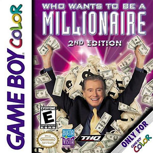 Juego online Who Wants to be a Millionaire: 2nd Edition (GBC)