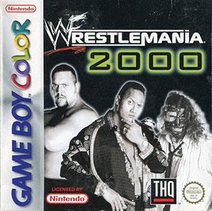 Juego online WWF WrestleMania 2000 (GBC)