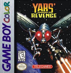 Juego online Yar's Revenge - The Quotile Ultimatum (GBC)