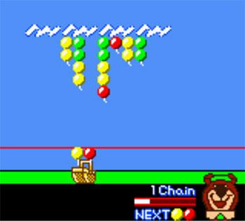 Imagen de la descarga de Yogi Bear: Great Balloon Blast