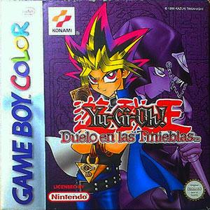 Portada de la descarga de Yu-Gi-Oh! Duelo en las Tinieblas