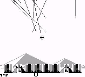 Imagen de la descarga de Arcade Classic No. 1: Asteroids – Missile Command