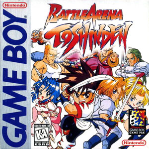 Portada de la descarga de Battle Arena Toshinden