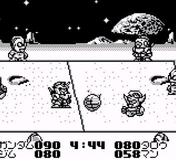 Imagen de la descarga de Battle Dodge Ball