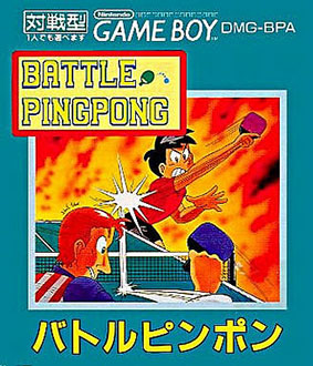 Portada de la descarga de Battle Ping Pong