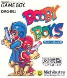 Portada de la descarga de Booby Boys