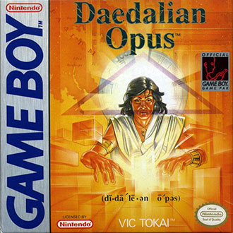 Portada de la descarga de Daedalian Opus