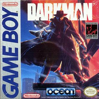 Portada de la descarga de Darkman