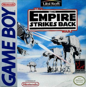 Portada de la descarga de Star Wars: The Empire Strikes Back