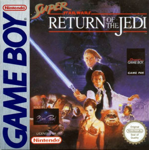 Juego online Super Star Wars: Return of the Jedi (GB)