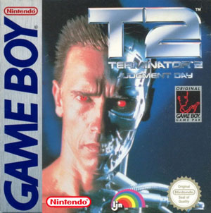 Portada de la descarga de Terminator 2: Judgement Day