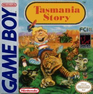 Portada de la descarga de Tasmania Story