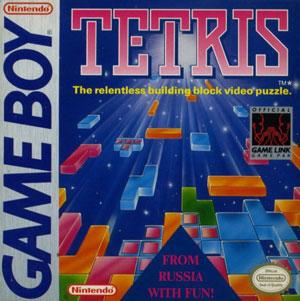 Portada de la descarga de Tetris