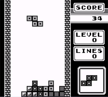 Imagen de la descarga de Tetris