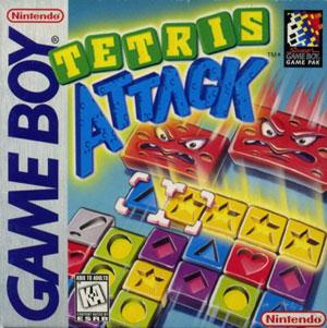 Portada de la descarga de Tetris Attack
