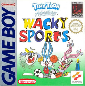 Portada de la descarga de Tiny Toon Adventures: Wacky Sports