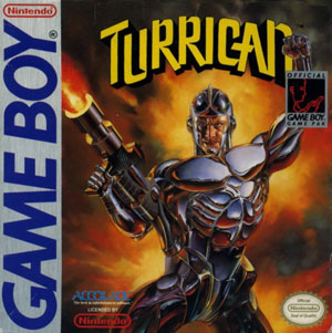 Juego online Turrican (GB)