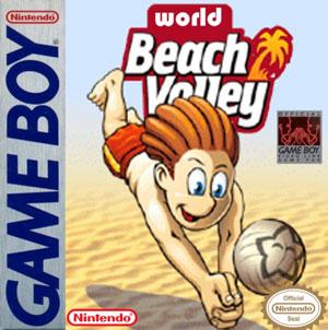 Portada de la descarga de World Beach Volley