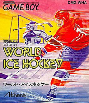Portada de la descarga de World Ice Hockey