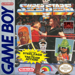Portada de la descarga de WWF Superstars 2