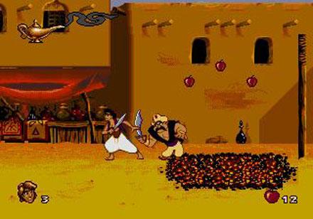 Imagen de la descarga de Disney's Aladdin