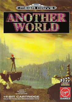 Carátula del juego Another World (Genesis)