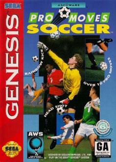 Portada de la descarga de AWS: Pro Moves Soccer