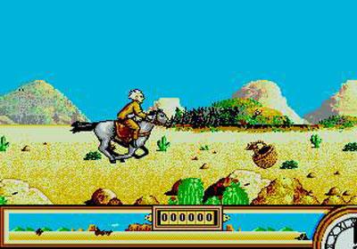Imagen de la descarga de Back to the Future Part III