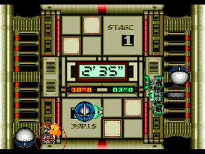 Pantallazo del juego online Ball Jacks (Genesis)