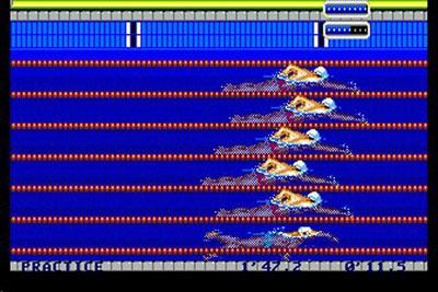 Pantallazo del juego online Olympic Gold  Barcelona '92 (Genesis)
