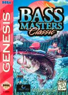 Carátula del juego BASS Masters Classic (Genesis)