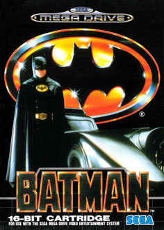 Portada de la descarga de Batman – The Video Game