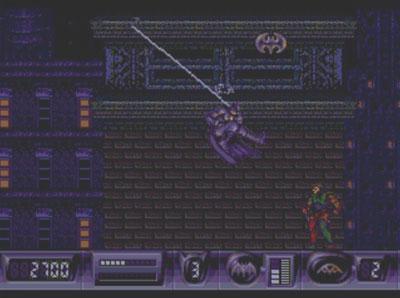 Pantallazo del juego online Batman Returns (Genesis)