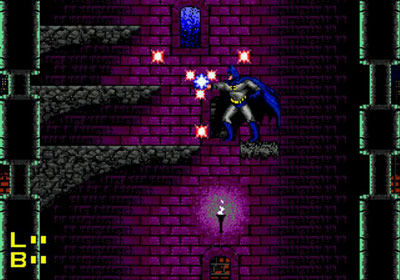 Pantallazo del juego online Batman - Revenge of the Joker (Genesis)