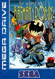 Portada de la descarga de The Adventures of Batman & Robin