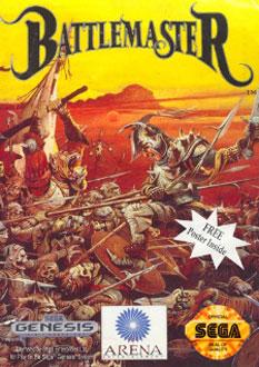 Carátula del juego Battle Master (Genesis)